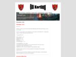Välkommen till 08 karting klubbs hemsida