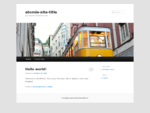 atomia-site-title | Just another WordPress site
