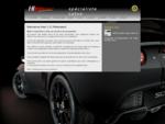 1-11 Motorsport Race developpement