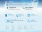 Doména 1-bank. eu je registrována u Web4U s. r. o.