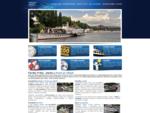 Parníky Praha - pravidelné plavby po Vltavě, plavby do ZOO a diskotéky na lodi.