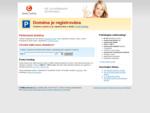 Doména 1-pneu. cz je parkována u služby Český hosting, vlastník neobjednal hostingové služby.