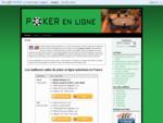 1-pokerenligne.com | Une sélection des meilleurs sites de poker en ligne français !