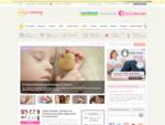 magicmaman.com, le site web des futures et jeunes mamans Magicmaman accompagne la future maman a...
