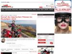 Die stärkste Motorrad Seite im Internet - 1000ps. at