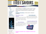 1001 savoirs
