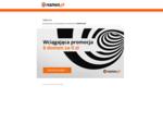Domena 100bar. pl jest utrzymywana na serwerach nazwa. pl