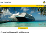 RAC Travel | RAC Cruise Club - Cruise Holidays and Travel Offers