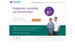 Domeinnaam registreren bij Hostnet MAKKELIJK - SNEL - VOORDELIG