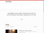 Johan Lindstén | Journalist