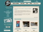 110 Volts, quot;Boutique Vintagequot; est un concept qui sâadresse aux amoureux des objets e...