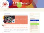 123 Soleil | ALAE, ALSH, 123 Ludo