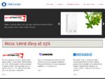 UNI-Center - Kotly, radiátory, poradenstvo