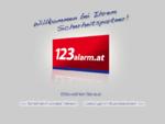 123alarm. at - Die Website von APS Alexander Pawlinetz Sicherheitstechnik