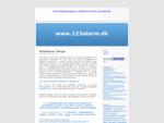 Online bestilling af billige home alarm