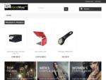 Shop powered by PrestaShop