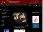 Nicole Coppey artiste et pédagogue musicale suisse, fondatrice de l'Ecole pédagogique d'Art musi...
