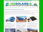 Découvrez le panneau solaire, un équipement écologique destiné à produire une énergie verte et p...