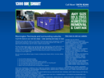 Bin Smart | bin hire mornington peninsula