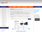 1300 Directory Advertising Network | 1300 PAVING | Home