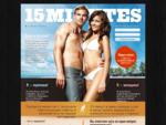 15-Минут - персональная зарядка на каждый день, физические упражнения!