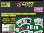 16 GAMES IT S PLAY TIME - NEWS, RECENSIONI, PATCH DEMO E SOLUZIONI, EVENTI