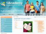 1Academy, szkoła językowa, bogata oferta kursów Angielski Pruszków, Niemiecki, Francuski oraz ko