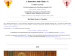 1. Deutscher Judo-Club e. V. Frankfurt a. M.