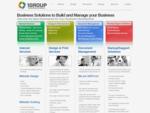1 Group - Website Design Hosting, Coding, Graphic Design, Print, Backup