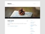 Kasino | Just another WordPress site