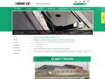 Firma MEPAC CZ, s. r. o. působí na trzích v České republice, na Slovensku a Polsku v oblastech př