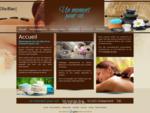 Réflexologie, salon de modelage, soin du corps à Chalamont (01) - Un moment pour soi