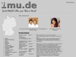 Musikveranstaltungen Informationen. Karten und Termine in Deutschland.