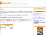 1op20. nl = Brandstofverbruik bijhouden en vergelijken
