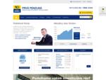 Podielov233; fondy a investovanie | Prvà¡ penzijnà¡