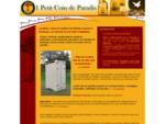1 Petit Coin de Paradis location, vente et creacute;ation de toilettes segrave;ches - Bordeaux G