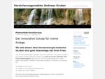 Versicherungsmakler Andreas Gruber