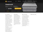 1 Webbhotell - Vi hjälper dig att hitta ett bra Webbhotell