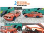2-brothers-motorsport kör rallycross med volvo 850