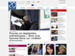 20minutes. fr, information en continu. Actualiteacute;s, Politique, Football, People, High Tec