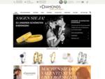 Verlobungsringe, Diamantringe Eheringe bei 21DIAMONDS. de
