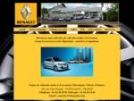 Garage des 22 arpents, vendeur agree renault, ventes de vehicules neufs et d'occasions, mecaniqu...