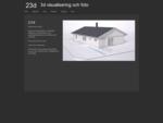 3d visualisering av arkitektur och produkter