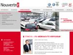Autohaus Nouvertneacute; Solingen - Neuwagen, Gebrauchtwagen, Kundenservice