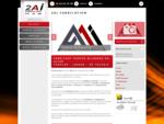 2AI FABRICATION - Portes, Portails, Serrurerie, Métallerie, Chaudronnerie, situé à Albi vous acc...
