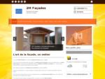 2M Façades - Ravalement de façades situé à Boisset et Gaujac vous accueille sur son site à Boiss...