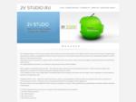 2V STUDUO. Cоздание, дизайн и разработка сайтов с системой управления.