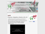 Diseño en 2D y 3D para la construcción y comunicación visual. Gijón - Asturias