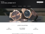 33 Element - watches - 33 Element