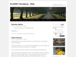 Homberg (Efze) Postleitzahl 34567 in Deutschland